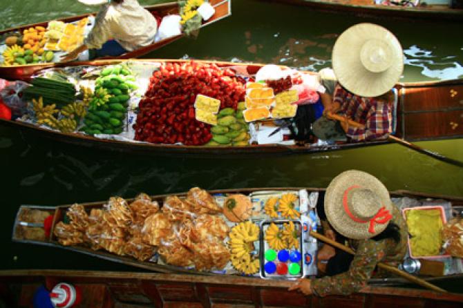 Smaki Kambodży i Tajlandii – Podróże kulinarne