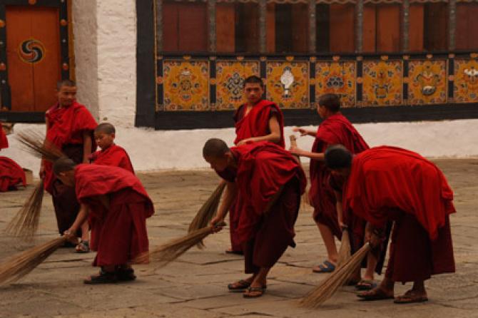 Królestwo Bhutanu, Nepal, Mustang Północny – podróże indywidualne