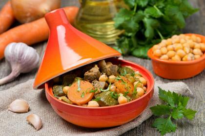 maroko podróże kulinarne
