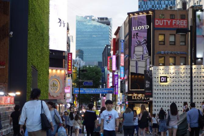 Obsesje Seulu – podróże indywidualne